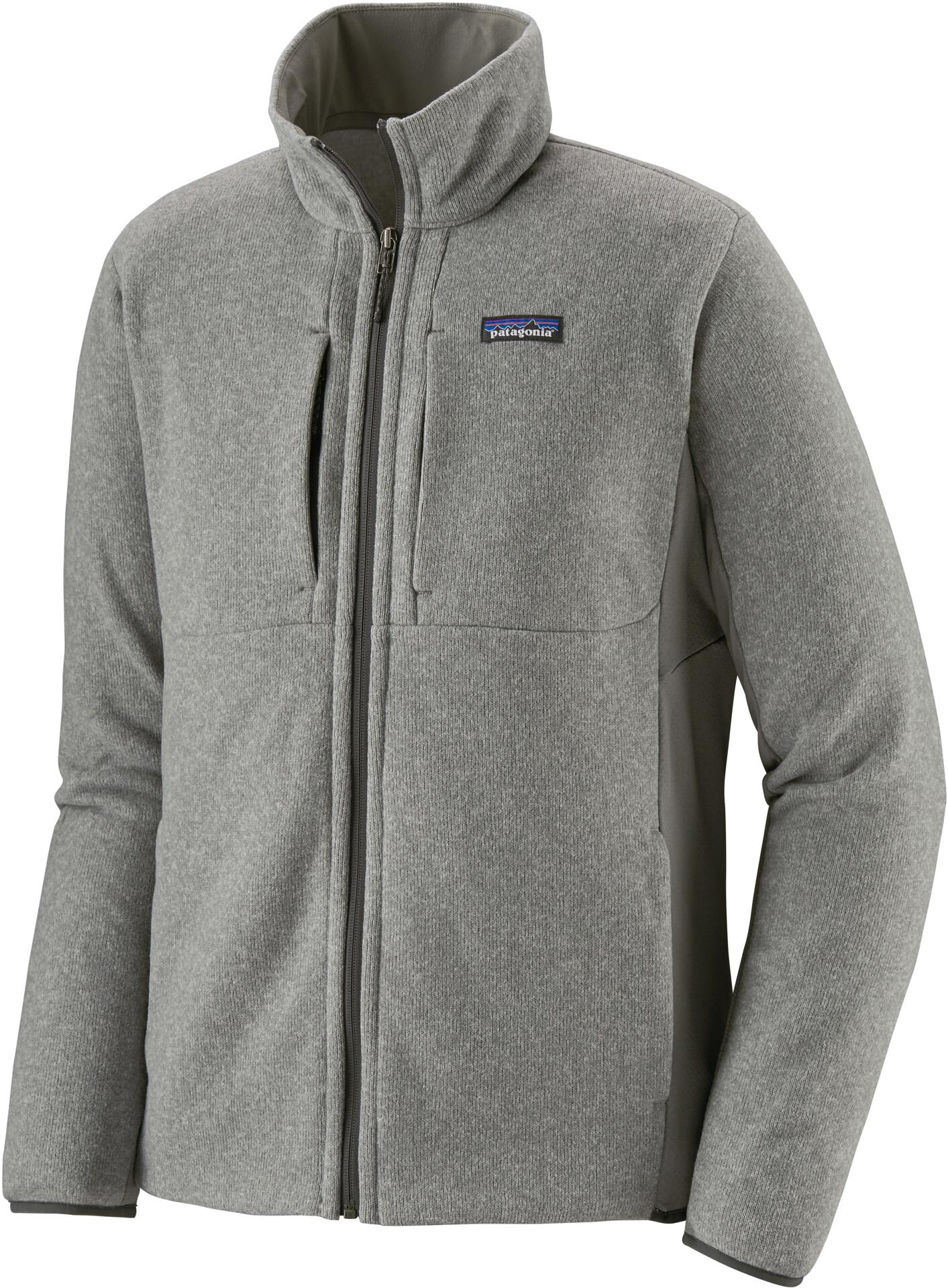 Patagonia Better Sweater Jas Heren, stonewash l Online